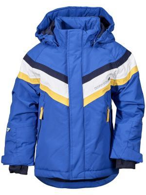 Куртка SAFSEN DIDRIKSONS. Цвет: лазурный