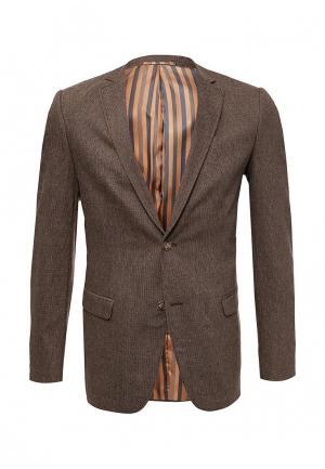 Пиджак Marcello Gotti. Цвет: коричневый