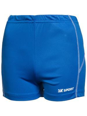 Женские волейбольные шорты Energy 2K. Цвет: синий