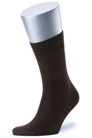 Носки W&R. Цвет: коричневый