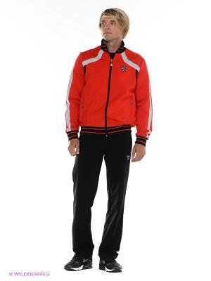 Спортивный костюм RED-N-ROCK'S. Цвет: красный, черный