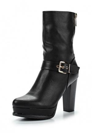 Сапоги Fashion Women. Цвет: черный