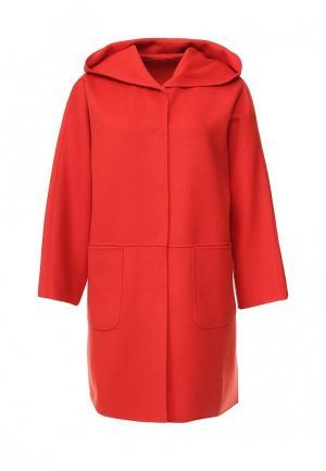 Пальто Weekend Max Mara. Цвет: красный
