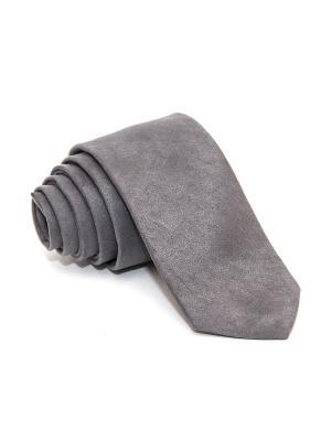 Галстук Churchill accessories. Цвет: серый, темно-серый