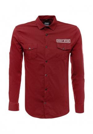 Рубашка Dali. Цвет: бордовый