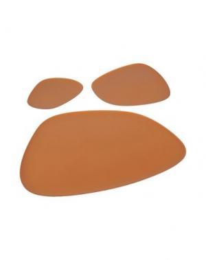 Блюдо KARTELL. Цвет: оранжевый