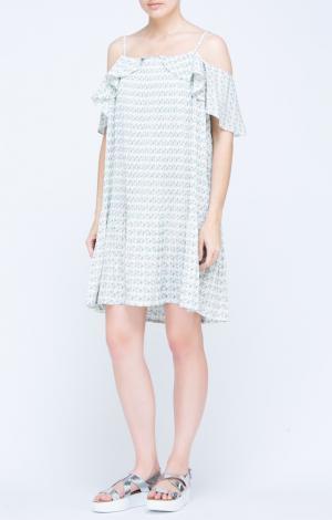 Платье Белое Trends Brands