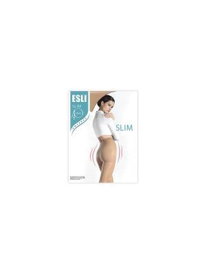 Колготки ESLI SLIM 40. Цвет: бежевый