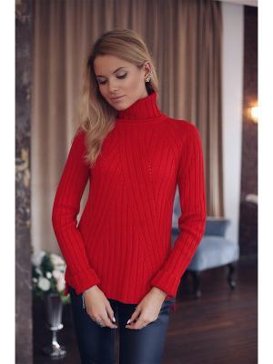 Alps Wooly's. Цвет: красный