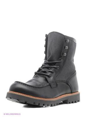 Ботинки Shoe the Bear. Цвет: черный