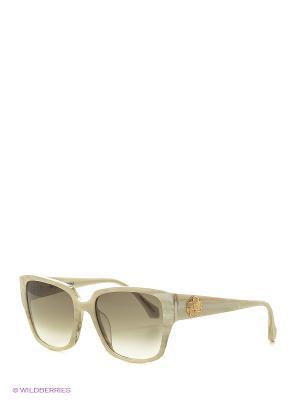 Солнцезащитные очки VW 829S 02 Vivienne Westwood. Цвет: белый