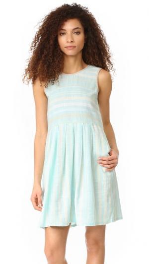 Мини-платье Joni ace&jig. Цвет: dancer