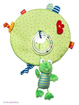 Развивающая игрушка Лягушка Sigikid. Цвет: зеленый