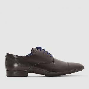 Ботинки-дерби OUSSA AZZARO. Цвет: черный