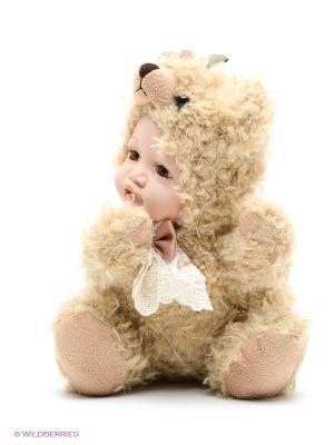 Малыш-медвежонок MAXITOYS. Цвет: бежевый