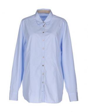 Pубашка VAN LAACK. Цвет: небесно-голубой