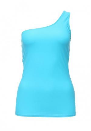 Майка спортивная Urban Yoga. Цвет: голубой