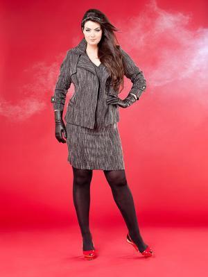 Жакет Giani F. Цвет: серый