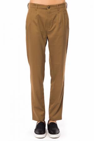 Pants Gas. Цвет: brown