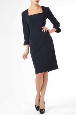 Платье ELLEN EISEMANN. Цвет: синий