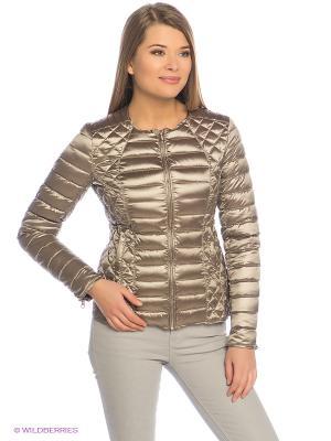 Куртка Bomboogie. Цвет: бронзовый