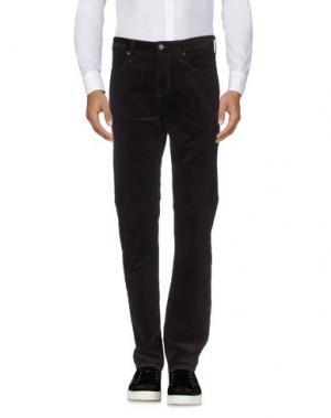 Повседневные брюки JOHN VARVATOS ★ U.S.A.. Цвет: темно-коричневый