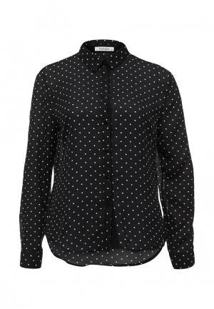 Блуза Pinkline. Цвет: черный