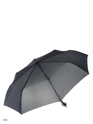 Зонт Doppler. Цвет: черный, серый
