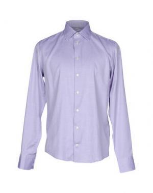 Pубашка RICHARD JAMES. Цвет: розовато-лиловый