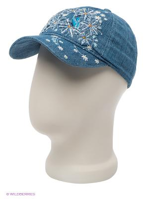 Бейсболка Maxval. Цвет: голубой, серо-голубой