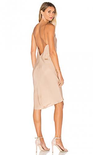 Платье-комбинация ravine TITANIA INGLIS. Цвет: беж