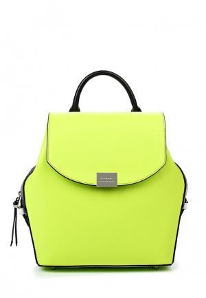 Рюкзак Cromia. Цвет: зеленый