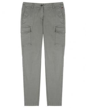 Повседневные брюки NAPAPIJRI. Цвет: зеленый-милитари