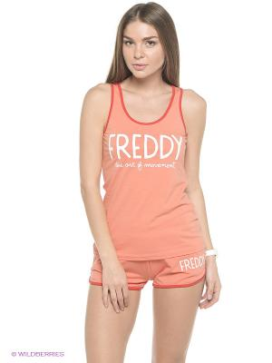Комплект Freddy. Цвет: светло-оранжевый