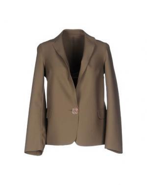 Пиджак QCQC. Цвет: серый