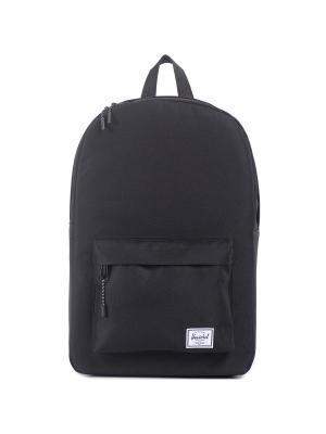 Рюкзак CLASSIC (A/S) Herschel. Цвет: черный