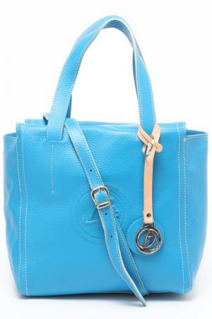 Сумка Bagia. Цвет: голубой