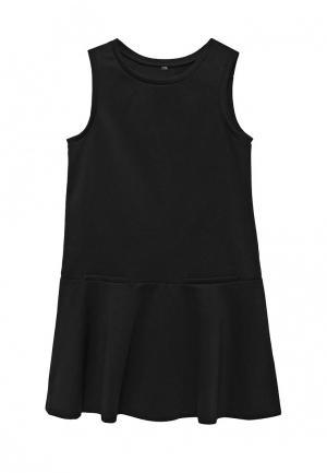 Платье Orby. Цвет: черный
