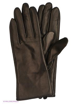 Перчатки Stilla s.r.l.. Цвет: темно-коричневый