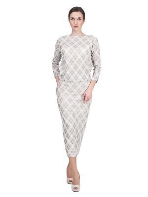 Комплекты одежды LUDMILA LABKOVA. Цвет: серый, желтый