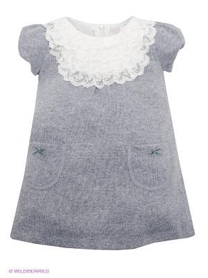 Платье CEREMONY. Цвет: серый меланж
