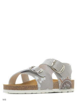 Пантолеты TAPiBOO. Цвет: коричневый