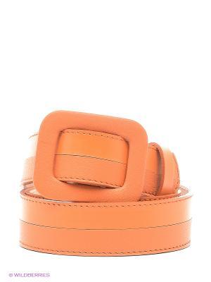 Ремень TOSCA BLU. Цвет: оранжевый