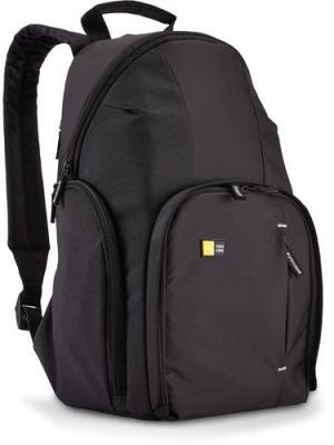 Рюкзак Case Logic для DSLR-камеры, компактный (TBC-411-BLACK). Цвет: черный