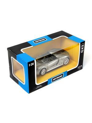 Машина металлическая Porsche 918 Spyder Concept 1:24. HOFFMANN. Цвет: серый