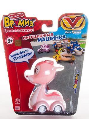 Игрушка Врумиз инерционная машинка Фарра. Цвет: красный