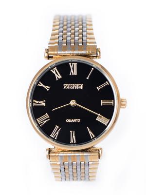 Часы SKMEI. Цвет: черный, золотистый, серебристый