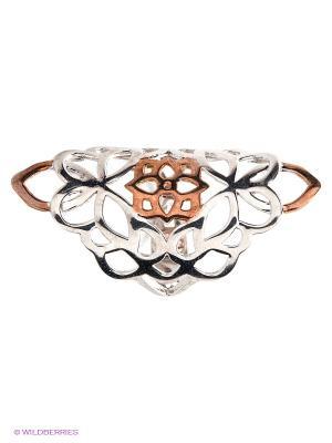 Кольцо Art Silver. Цвет: серебристый, бронзовый