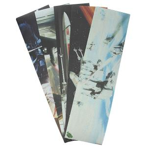 Шкурка для скейтборда  Grip Tape Star Wars Scenes (5-Pack) Assorted Mob. Цвет: мультиколор