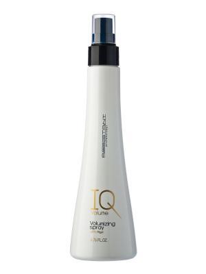 Профессиональный спрей для прикорневого увеличения объема волос Volumizing Spray Assistant Professional. Цвет: светло-зеленый